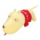 Gars Dog Style Bambuskohle Luftreiniger Pack - Yellow + Red