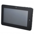 "Dropad A8T Android 2.3 3G WCDMA Tablet w/ 7"" Capacitive, GPS and Bluetooth - Black (4GB)"