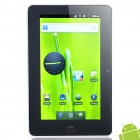 "Dropad A8T Android 2.3 3G WCDMA Tablet w/ 7"" Capacitive, GPS and Bluetooth - Black + White (4GB)"