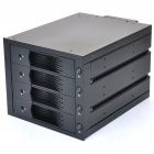 "ORICO 6204SS 3 Drive Slots to 4 Bay 3.5"" SATA I / II / III HDD Internal Enclosure"
