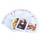 Buy World Famous Paintings Image Style Paper Playing Cards Poker Set (54-Piece Set)