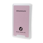DiyoMate Ultra-Slim ESATA + USB 2.0 2.5-inch HDD Enclosure