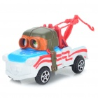 Cars Figure Pull-Back Car Toy