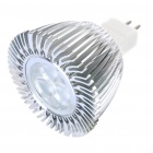 MR16 6W Cree XPE 3-LED 450LM 3800K Warm White Light Spotlight (DC 12V)