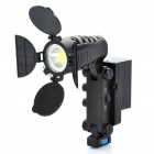 9.5W 3000~6000K 300Lux 1-LED Multi Color Optional Video Lamp (1 x NP-F750)