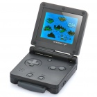 "2.7"" LCD Handheld Flip Style Gamebox Game Console - Black (88888 Built-in games)"