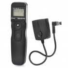 "LinkStar 1.2"" LCD Wireless Timer Remote Shutter Release Transmitter Receiver Set for Nikon"