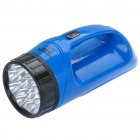TAIGEXIN Rechargeable 2-Mode 12-LED / 18-LED White Light Flashlight (AC 110~220V / 2-Flat-Pin Plug)