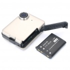 "1.3MP Wide Angle Car DVR Camcorder w / HDMI / TF Slot - Champagne Dourado (2.0 ""LCD)"