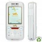 "Sony Ericsson W850i UMTS Walkman Phone w / 2,0 ""LCD Display, Java und FM - White (Refurbished)"