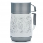 SURE Vacuum Flask Bottle Cup - White (600ml)