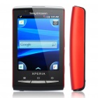 "Sony Ericsson X10 Mini Android WCDMA Smartphone w/ 2.5"" Capacitive, Wi-Fi, GPS and 2G TF - Red"