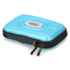 Protective Hard Carrying Case for NDS Lite (Cyan)