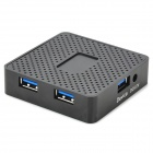 4-Port USB 3.0 HUB - Black