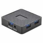 High Speed USB 3.0 HUB w/ 4-Port - Black