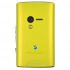 Genuine Replacement Housing Back Cover Case for Sony Ericsson X10 mini / E10i - Green