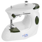 Portable Mini Sewing Machine with Foot Controller (4xAAA)