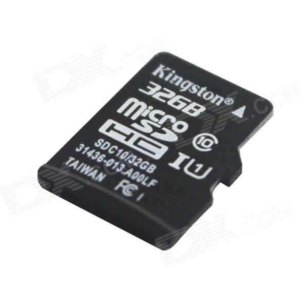 Genuina kingston clase 10 tarjeta micro SDHC TF (32 GB)
