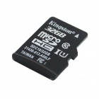 Tarjeta Micro SDHC TF de clase 10 Kingston genuina (32GB)