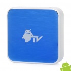 1080P Full HD Android 2.3 Сеть Media Player телевизору Set Top Box Вт / 2 х USB/SD/HDMI/RJ45 - Синий + белый