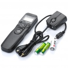 "1.2"" LCD 2.4 GHz Wireless Timer Remote Switch Shutter Release for Nikon Camera - Black"
