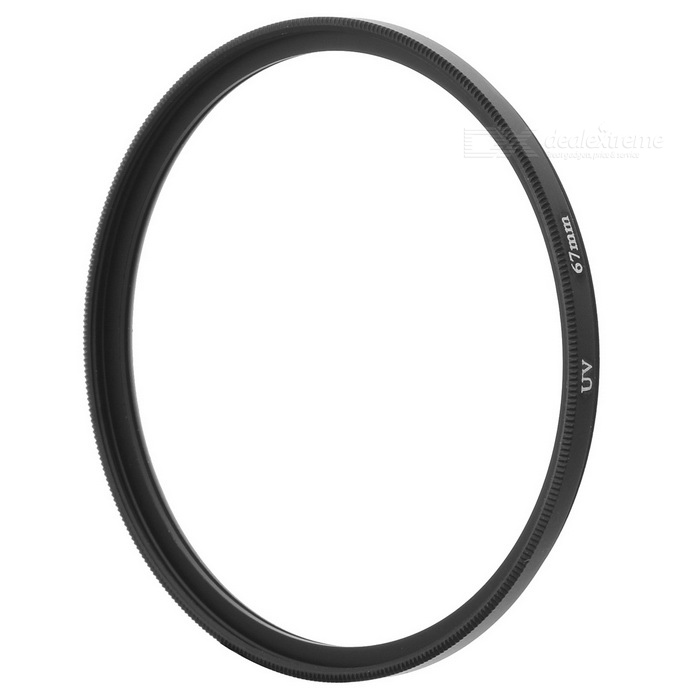 UV Filter for SLR/DSLR Cameras (67mm)