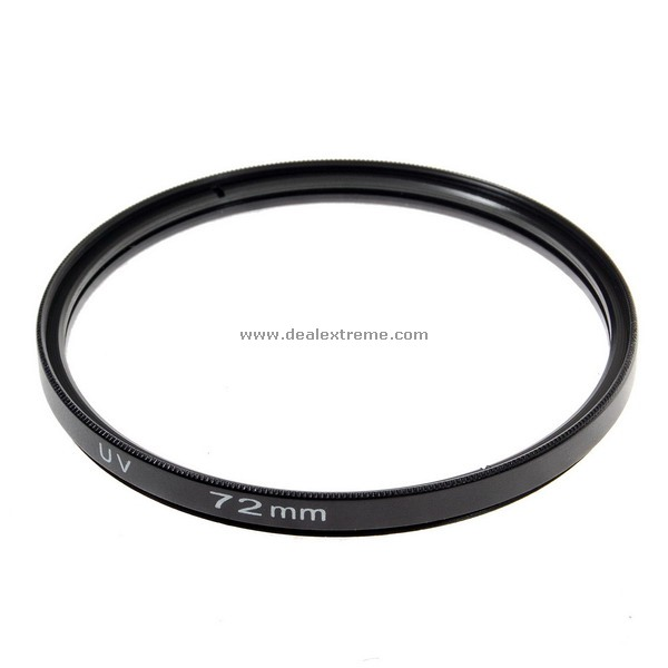 UV Filter for SLR/DSLR Cameras (72mm) massa cross screen star filter for slr cameras 72mm