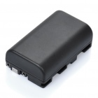 Rechargeable 3.6V/1400mAh Lithium Battery for Sony Digital Camera - Black