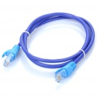 RJ45 to RJ45 Network Cable - Blue (1m)