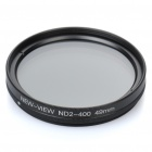 Genuine New-view Variable Neutral Density ND2-400 Fader Filter (49mm)