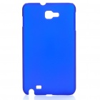 Protective PP Case for Samsung Galaxy Note i9220 N7000 - Deep Blue