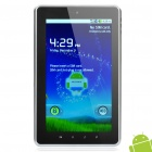 "528 7 ""Kapazitive Android 2.2 3G Tablet w / Wi-Fi / Dual-Kamera - Grau (Dual-core/512MB/4GB)"