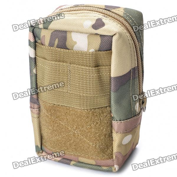 Military Tactical War Game Multi-Purpose Waist Bag - Camouflage