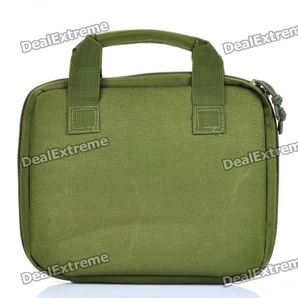 Outdoor Military War Game Multi-Function Oxford Cloth Bag - Army Green