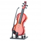 Charming Simulation Violin with Sound Effect (2 x AA)