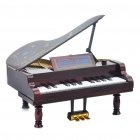 Charming Simulation Piano with Sound Effect (3 x AA)