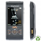 "Refurbished Sony Ericsson W595 Walkman GSM Phone w/ 2.2"" LCD Screen, FM and JAVA - Black"