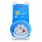 Doraemon Style Alarm Clock Coin Bank with 5W Warm White Light Bulb (1 x AA)