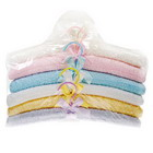 Butterfly Soft-Wrapped Wardrobe Racks (6-Pack/Color Assorted)