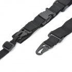 Tactical Three-Point Gun Sling - Preto