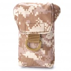 Military Tactical War Game Multi-Purpose Waist Bag - Desert Camouflage