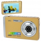 "JXD 805 3,0 ""LCD MP4 Player w / Kamera / FM / TV-Out / TF - Champagne Golden (4GB)"