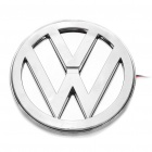 Auto Car Logo Badge Bremse Blue Light Sticker für Volkswagen (DC 12V)