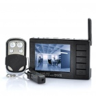 "5,8 GHz Wireless Security Surveillance Camera w / 2,5 ""LCD-Monitor"
