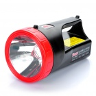 YD-9000B Rechargeable 3-Mode 3W 150LM White LED Flashlight (AC 100~240V / 2-Flat-Pin Plug)