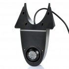 Waterproof 300KP 120 Degree Car Rearview Camera w/ 9-IR LED (NTSC / DC 12V)