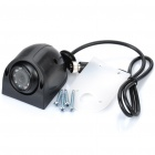 Sharp CCD Side View Camera with 9-LED IR Night Vision for Car (NTSC / DC 12V)