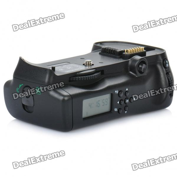 MeiKe External Battery Grip for Nikon D300 / D300S / D700 pixel vertax d12 battery grip for nikon d800 black