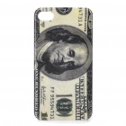 Protective 100 Dollar Style Plastic Case for Iphone 4/4S