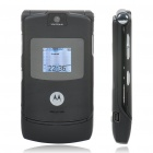 "Refurbished Motorola RAZR V3 GSM Flip Phone w/ 2.2"" LCD Screen, Quad-Band and Java - Black"